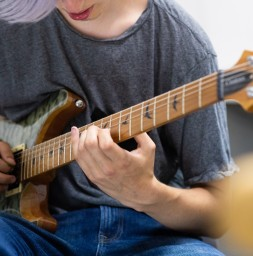 Kennismaken met gitaar